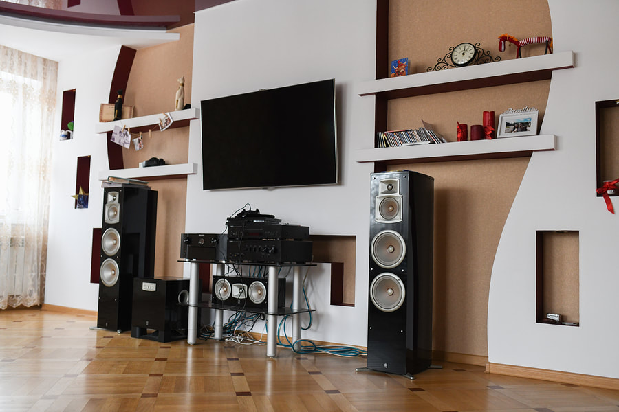 home theater sony system